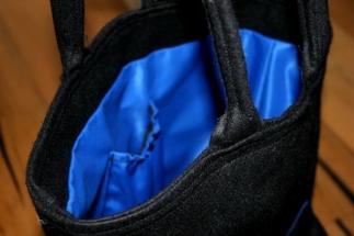 black blue innen